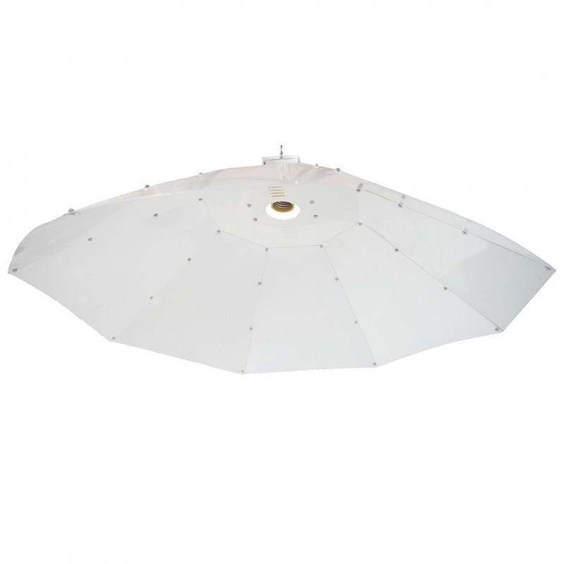 "Hydroplanet 52""Horizontal  Parabolic Umbrella Reflector"
