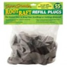 Super Sprouter Root Raft Replacement Plugs 55 ct (20/Cs)