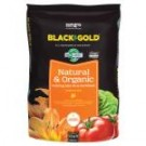 Black Gold Natural & Organic Potting Soil 1.5 cu ft (50/Plt)