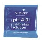 Bluelab pH 4.0 Calibration Solution 20 ml Sachets (25/Cs)