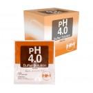 HM Digital pH 4.0 Buffer Solution, 20 ml sachets, box of 20