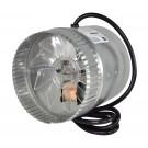 """Suncourt 6"""" Duct Fan, 160 CFM"""