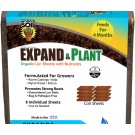 Wonder Soil Expand & Plant Organic Coir Sheets with Nutrients, pack of 8