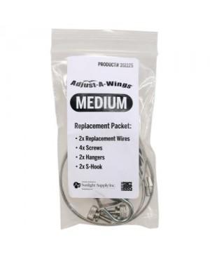 Medium Adjust-A-Wing Hardware Pack