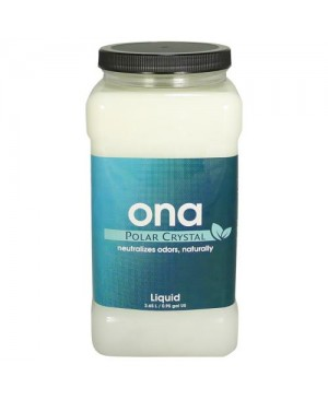 Ona Liquid Polar Crystal Gallon (4/Cs)