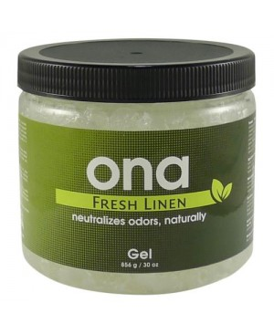 Ona Gel Fresh Linen Quart (6/Cs)