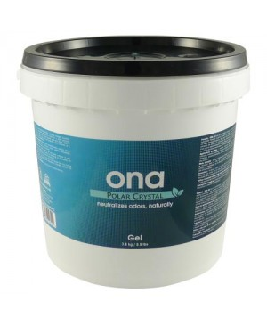 Ona Gel Polar Crystal Gallon Pail (4/Cs)