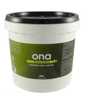 Ona Gel Fresh Linen Gallon Pail (4/Cs)
