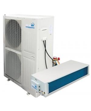 Ideal-Air 5 Ton Mega-Split, 208/230 V 1ph, 60,000 BTU Heat Pump
