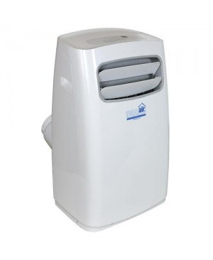 Ideal-Air Dual Hose Portable Air Conditioner 14,000 BTU