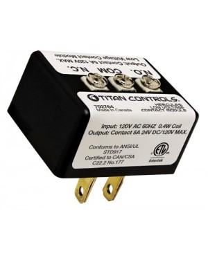 Titan Controls Hercules Low Voltage Contact Module (6/Cs)