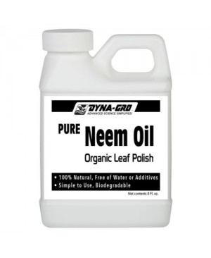 Dyna-Gro Pure Neem Oil 8 oz (12/Cs)