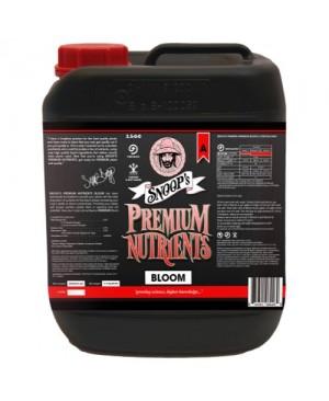 Snoop's Premium Nutrients Bloom A Circulating 10 Liter (Hydro Recirculating) (2/Cs)