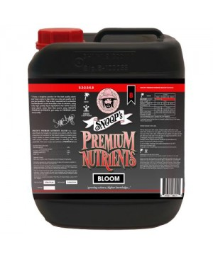 Snoop's Premium Nutrients Bloom B Coco 5 Liter (4/Cs)