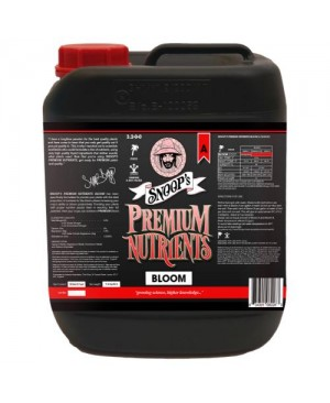 Snoop's Premium Nutrients Bloom A Coco 10 Liter (2/Cs)