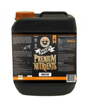 Snoop's Premium Nutrients Grow A Circulating 10 Liter (Hydro Recirculating) (2/Cs)