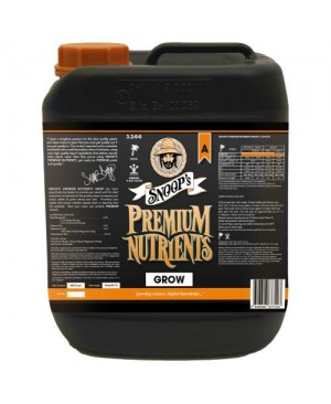 Snoop's Premium Nutrients Grow A Coco 20 Liter (1/Cs)