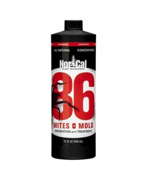 86 Mites and Mold 32 oz Concentrate (Makes 5 Quarts) (9/Cs)