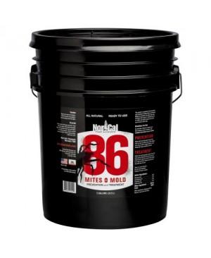 86 Mites and Mold 5 Gallon RTU (1/Cs)