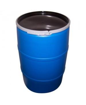 55 Gallon Barrel w / Lid - Food Grade