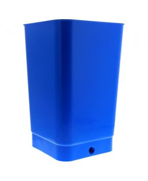 Flo-n-Gro Bottom Drain Blue Bucket - 4 Gallon (24/Cs)
