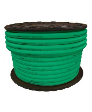 Dramm Colorstorm Premium Rubber Hose 5/8 in 330 ft Green
