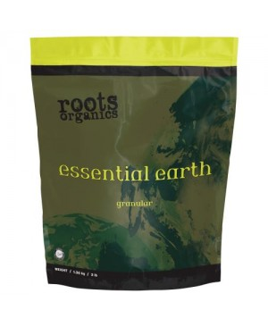 Roots Organics Essential Earth Granular 3 lb (3/Cs)