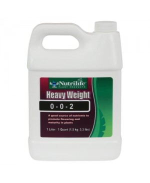 Nutrilife Heavy Weight 1 Liter (12/Cs)