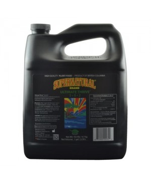 Supernatural Ultimate Thrive 4 Liter (4/Cs)