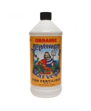 Neptune's Harvest Fish Fertilizer Quart (12/Cs)