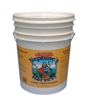 Neptune's Harvest Fish Fertilizer 5 Gallon