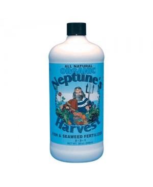 Neptune's Harvest Fish & Seaweed Fertilizer Quart (12/Cs)