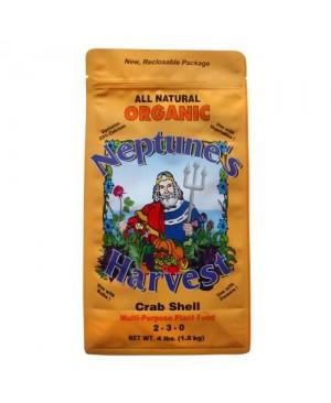 Neptune's Harvest Crab Shell 4 lb Bag (6/Cs)
