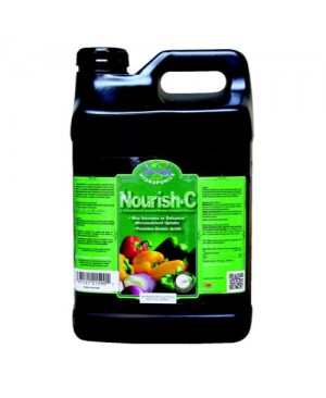 Microbe Life Nourish-C 2.5 Gallon (OR & CA Label) (2/Cs)