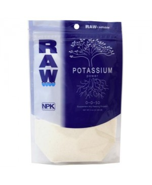 RAW Potassium 2 oz (12/Cs)