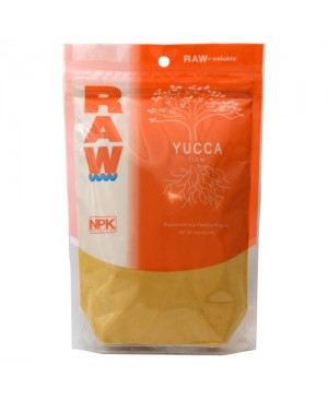RAW Yucca 8 oz (6/Cs)