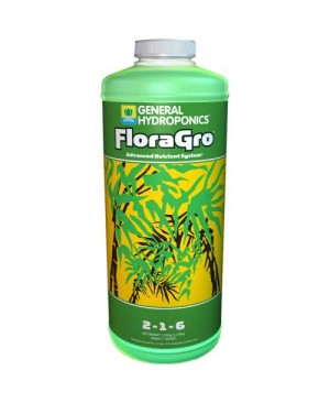 GH Flora Gro Quart (12/Cs)