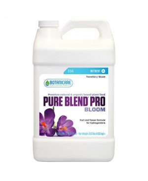 Botanicare Pure Blend Pro Bloom Gallon (4/Cs)