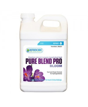 Botanicare Pure Blend Pro Bloom 2.5 Gallon (2/Cs)