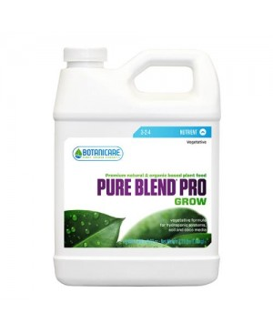 Botanicare Pure Blend Pro Grow Quart (12/Cs)