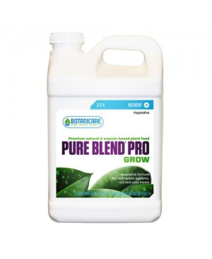 Botanicare Pure Blend Pro Grow 2.5 Gallon (2/Cs)