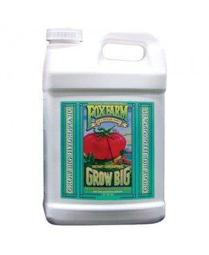 FoxFarm Grow Big Hydroponic 2.5 Gallon (2/Cs)