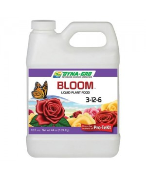 Dyna-Gro Liquid Bloom Quart (12/Cs)