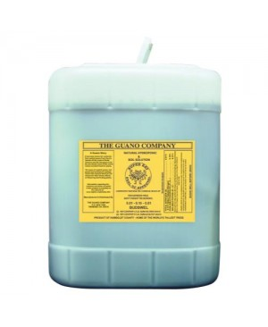 Budswel Liquid 5 Gallon (CA Label)