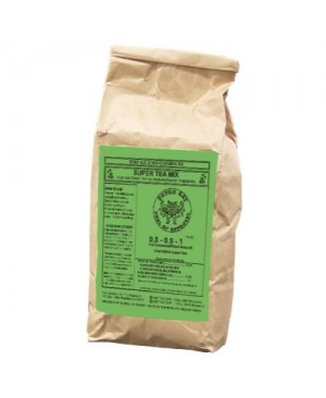 Super Tea Dry 2 lb (CA Label) (18/Cs)