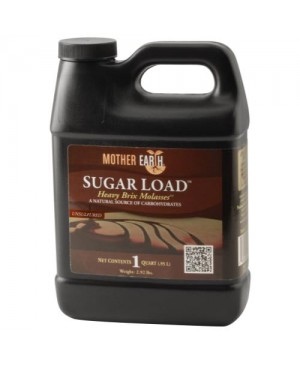 Mother Earth Sugar Load Heavy Brix Molasses Quart (12/Cs)