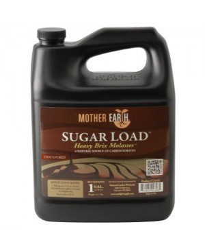 Mother Earth Sugar Load Heavy Brix Molasses Gallon (4/Cs)