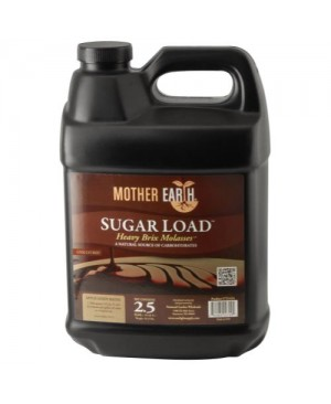 Mother Earth Sugar Load Heavy Brix Molasses 2.5 Gallon (2/Cs)