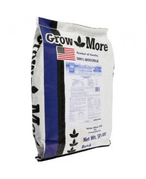 Grow More Seagrow Flower & Bloom 50 lb (1/Cs)