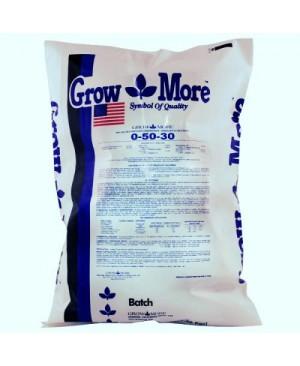 Grow More Flower Hardener (0-50-30) 5 lb (10/Cs)